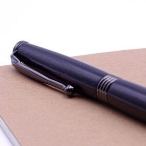 Penna in ebano