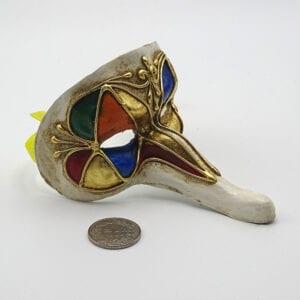 Le maschere della commedia in miniatura