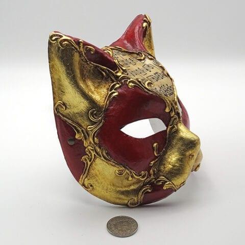 La gatta – maschera Veneziana