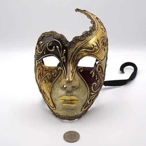 Viso di donna – maschera Veneziana