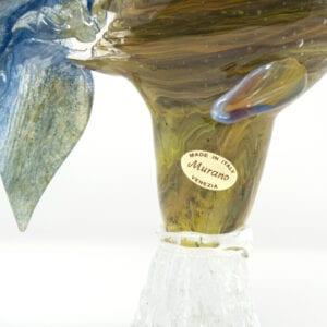 Gallo in vetro di Murano - Grande