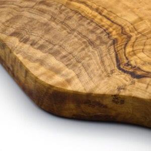 Tagliere contadino in legno di ulivo
