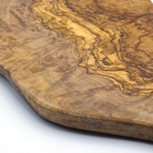 Tagliere raffinato in legno di ulivo - piccolo