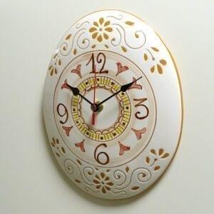Orologio in ceramica
