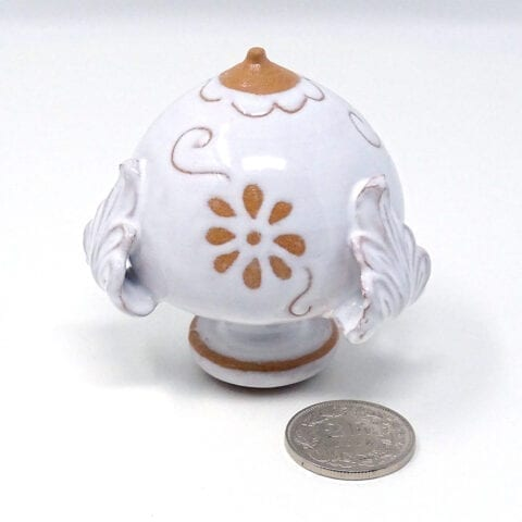 Pumo ceramica inciso 1