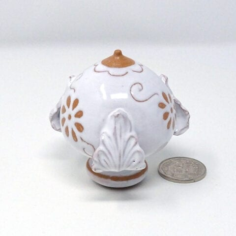 Pumo ceramica inciso 2