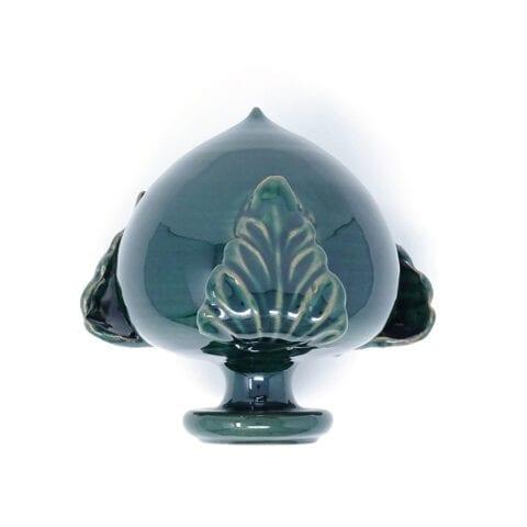 Pumo ceramica verde 1