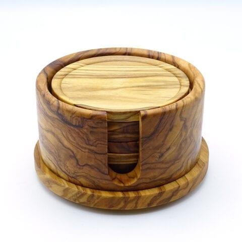 Sottobicchieri legno ulivo-01